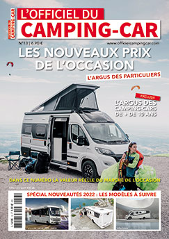 Magazine L'Officiel du Camping-Car