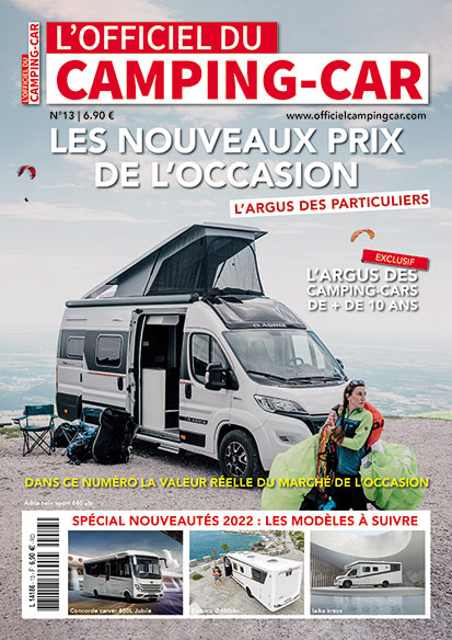 Magazine Officiel Camping-Car 1